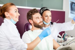 Dentist Appointment Request For Oral Health Care
