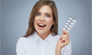 Pain reliever for sensitive teeth after root canal